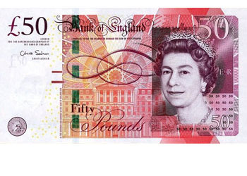 Win £50 Cash Weekly