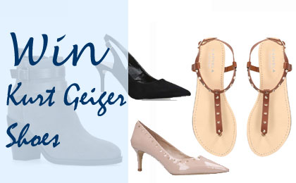 Win Kurt-Geiger Shoes