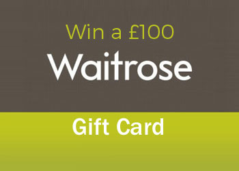 Win £100 Waitrose Gift Card